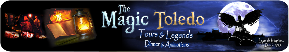 Guided Tours Magic Toledo